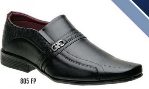 Sapato social preto 805