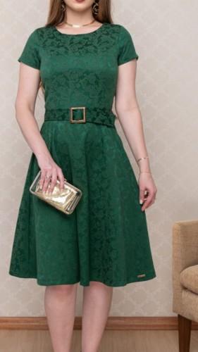 Vestido Verde Mina Virtuosa