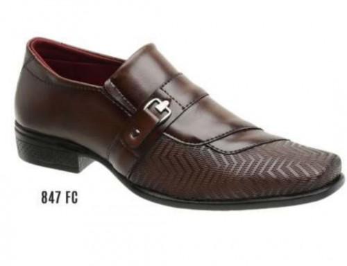 Sapato casual lacoste marron