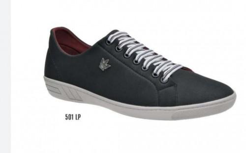Sapato casual lacoste preto