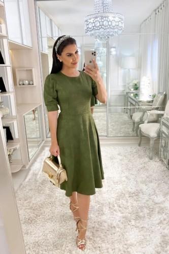 Vestido Angela Verde