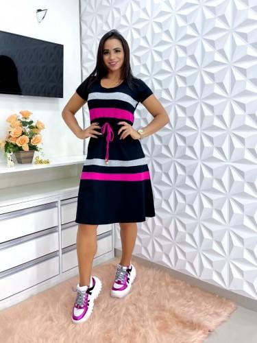 Vestido  Mily  Viscolycra
