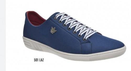 Sapato casual lacoste azul
